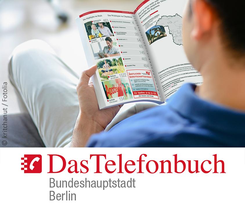 Berliner Telefonbuch