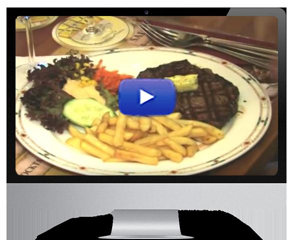 Firmenvideo Las Vigas Steakhouse Berlin Wedding