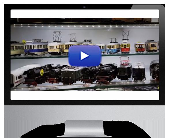 Firmenvideo Micha's Bahnhof