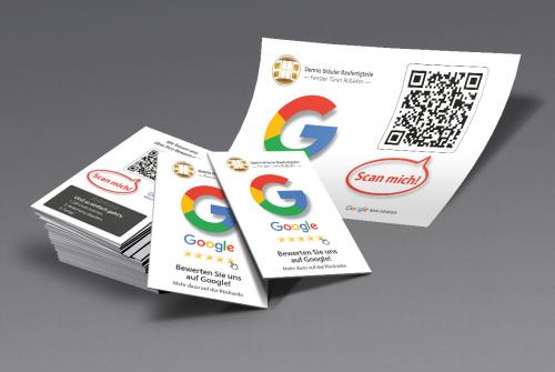 Google Bewertungen für Fenster Bräuler