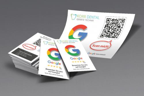 Google Bewertungen für Korr Dental
