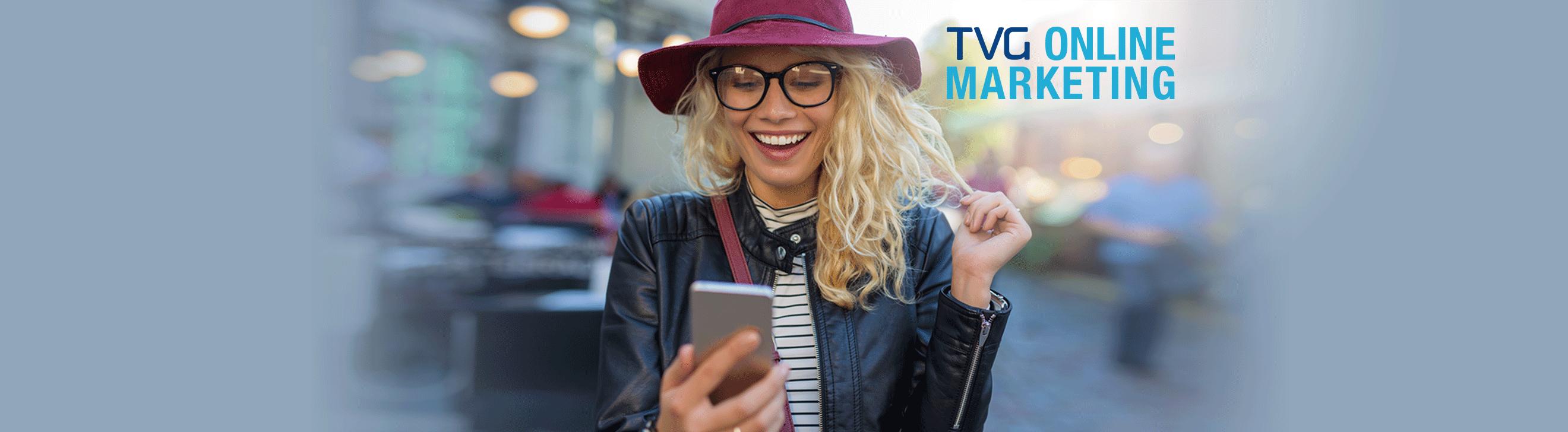TVG Online Marketing Headerbild