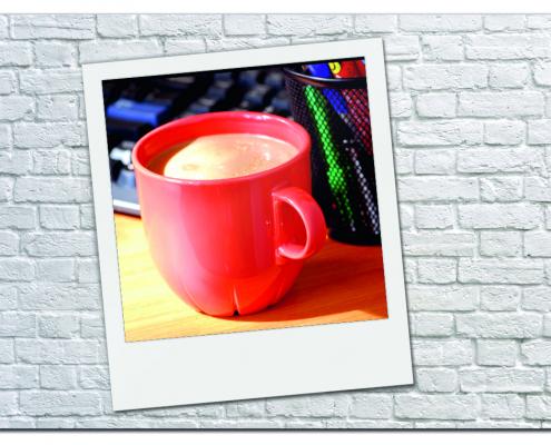Fair Trade Kaffee und Bio-Milch für die Mitarbeiter