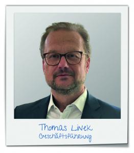 Geschäftsführer Thomas Linek
