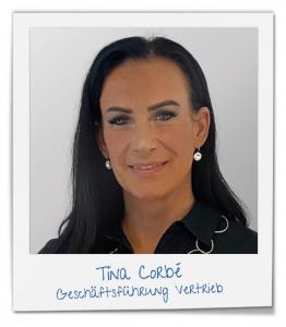 Geschäftsführung Vertrieb Tina Corbé